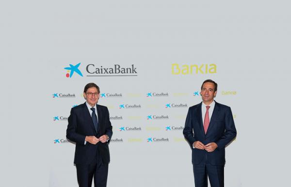 Aprobado el proyecto de fusión a manos de CaixaBank y Bankia